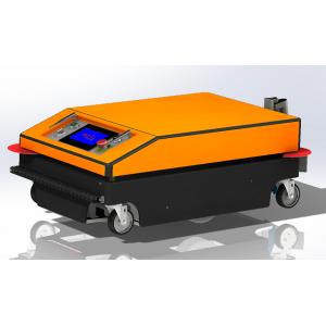 Cảm biến laser dò đường ứng dụng trên các xe tự hành AGV