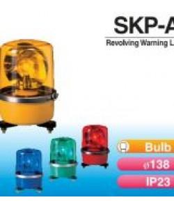 Đèn xoay SKP-A phi 138mm